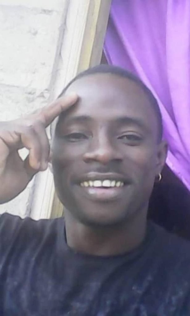 KILLED: Kenny Wolfe was one of two men killed in a shooting incident on Tuesday night.  -