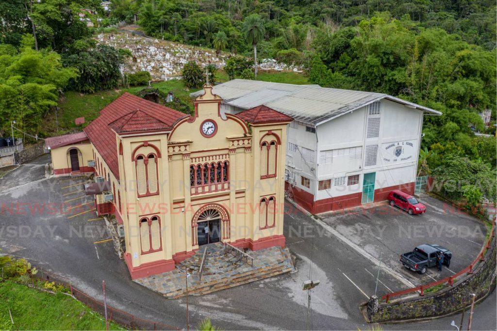 Our Lady of Lourdes RC Church and Maraval RC Primary School will be closed and sanitised after a student and family contracted covid19. - Jeff Mayers