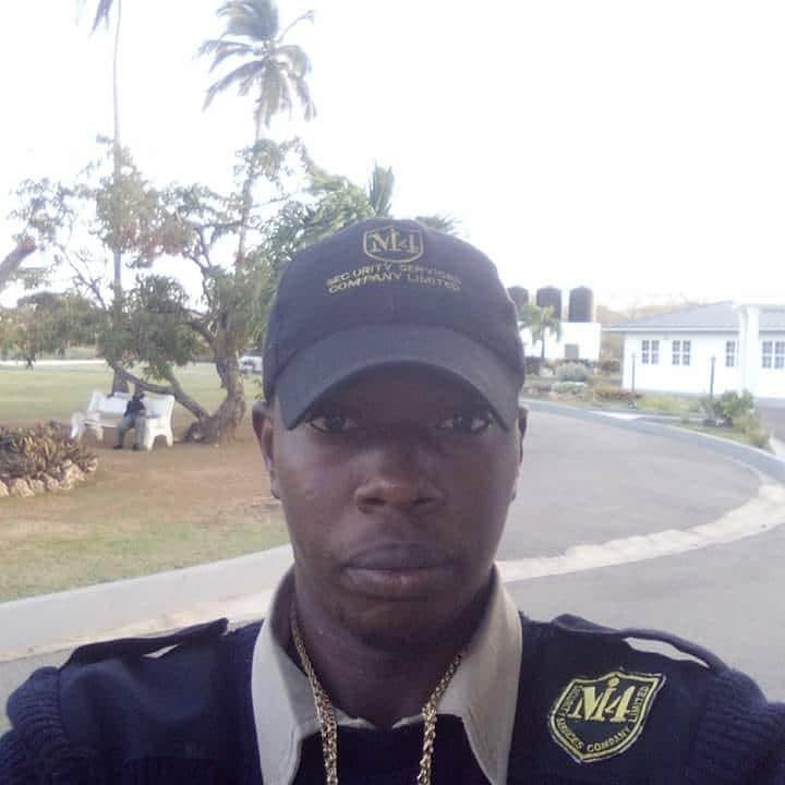 INNOCENT BYSTANDER: MI4 security officer Frankie James was killed by accident.  -