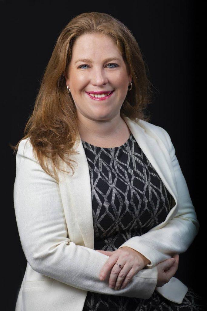 Sarah Inglefield, CEO of Ogilvy Caribbean (Photo courtesy Ogilvy Caribbean) -