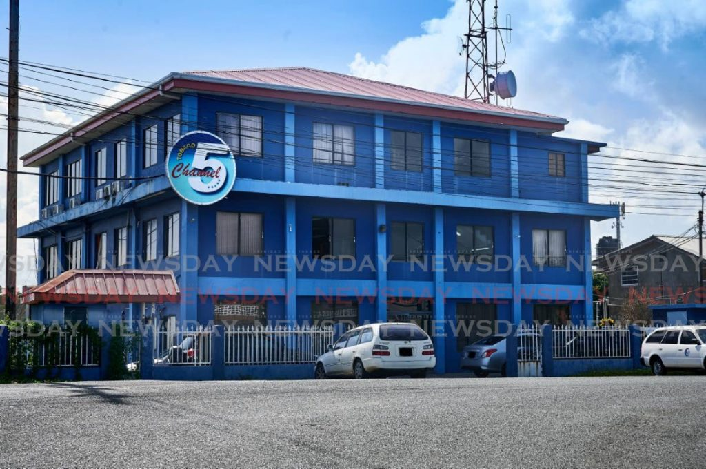 There was a covid19 scare at Tobago Channel 5 on Wednesday after rumours circulated that a recent guest was exposed to the virus.  - LEEANDRO NORAY