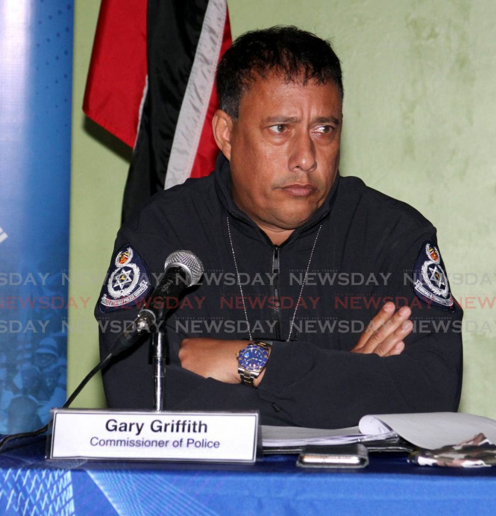 CoP Gary Griffith -