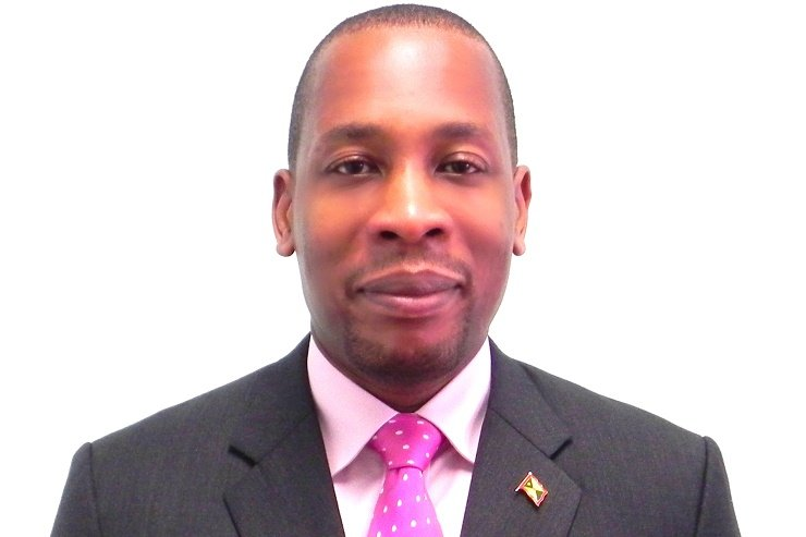 Eastern Caribbean Central Bank governor Timothy Antoine.