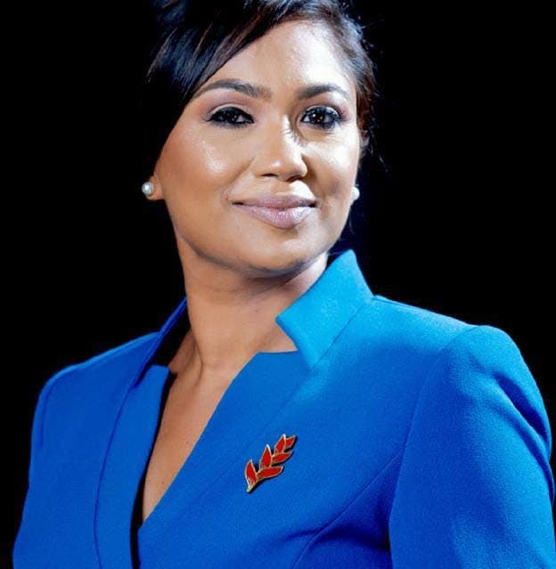 PNM Princes Town candidate Sharon Baboolal -