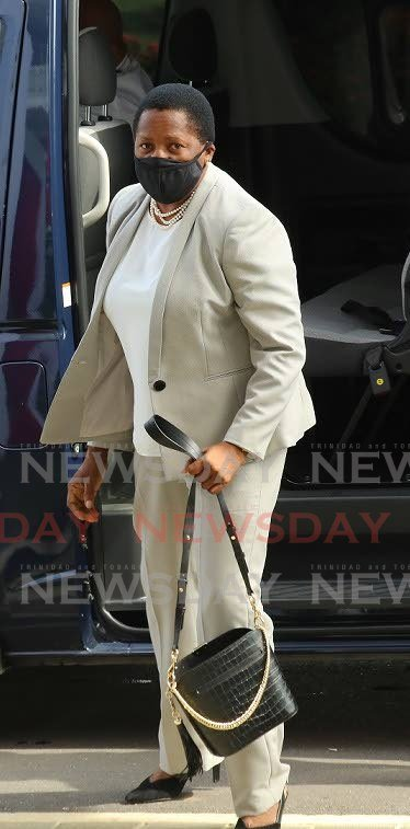 Housing Minister Pennelope Beckles-Robinson.  - SUREASH CHOLAI
