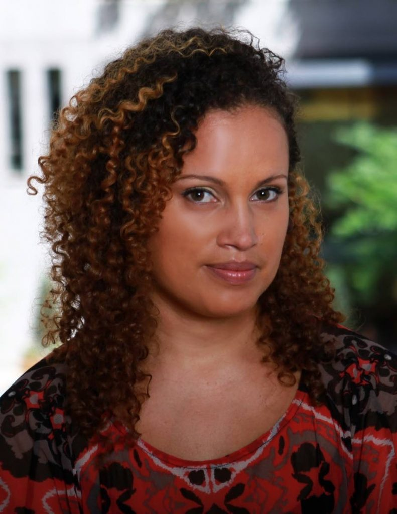 TT's Daniela Fifi is now chief curator at the National Gallery of the Bahamas. -