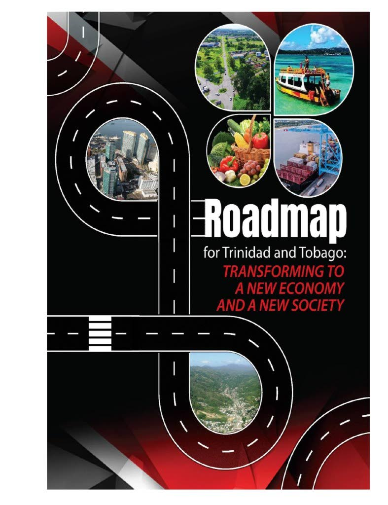 Roadmap to Recovery document cover -