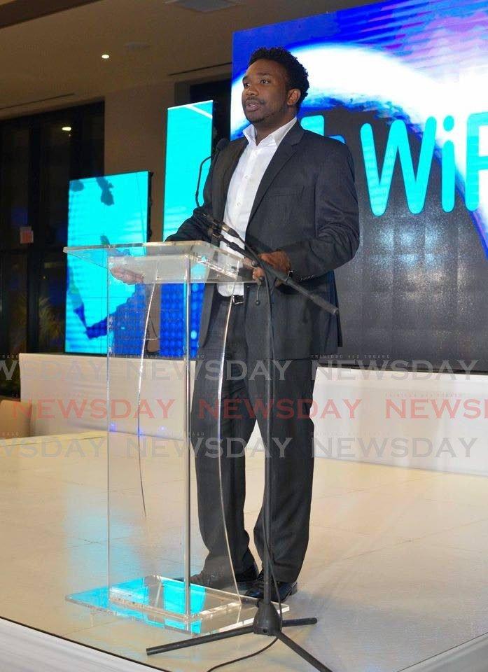 WiPay chief executive officer Aldwyn Wayne -