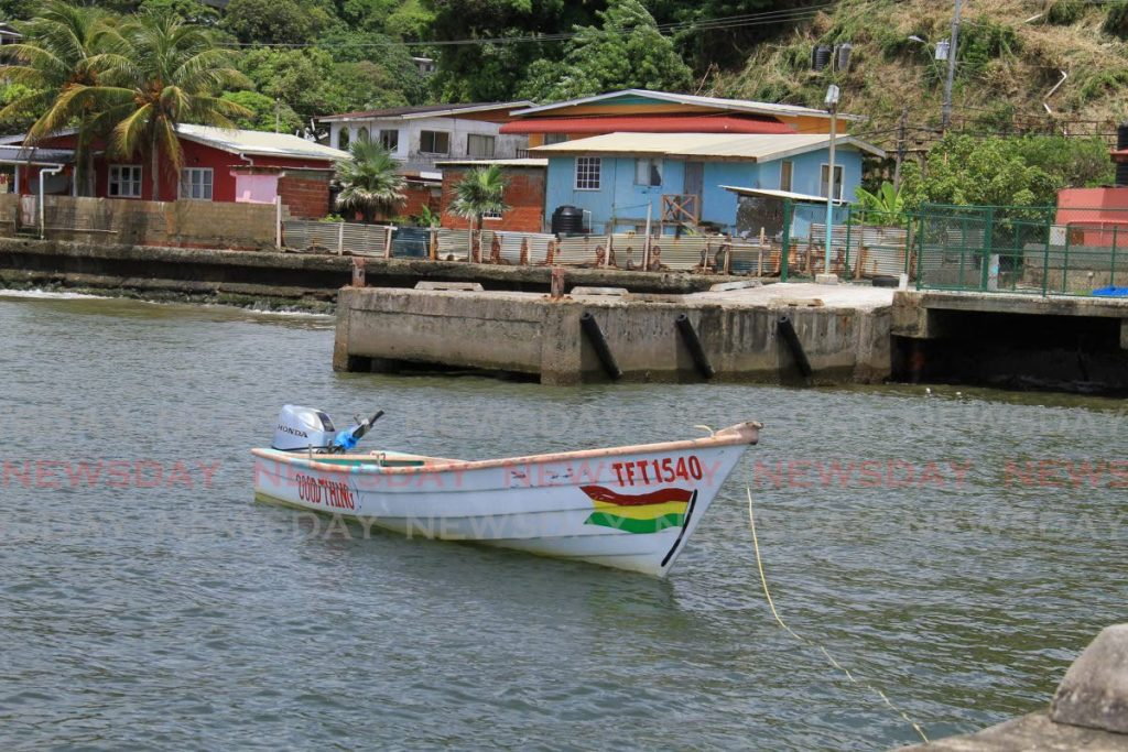 The boat Good Thing sits calmly on the waters at the Roxborough, Tobago on September 22. What sets Tobago apart from other Caribbean tourist destinations is its unspoilt nature and authentic experiences. But because of that niche appeal, tourist arrivals have always been lower than other destinations. - Ayanna Kinsale