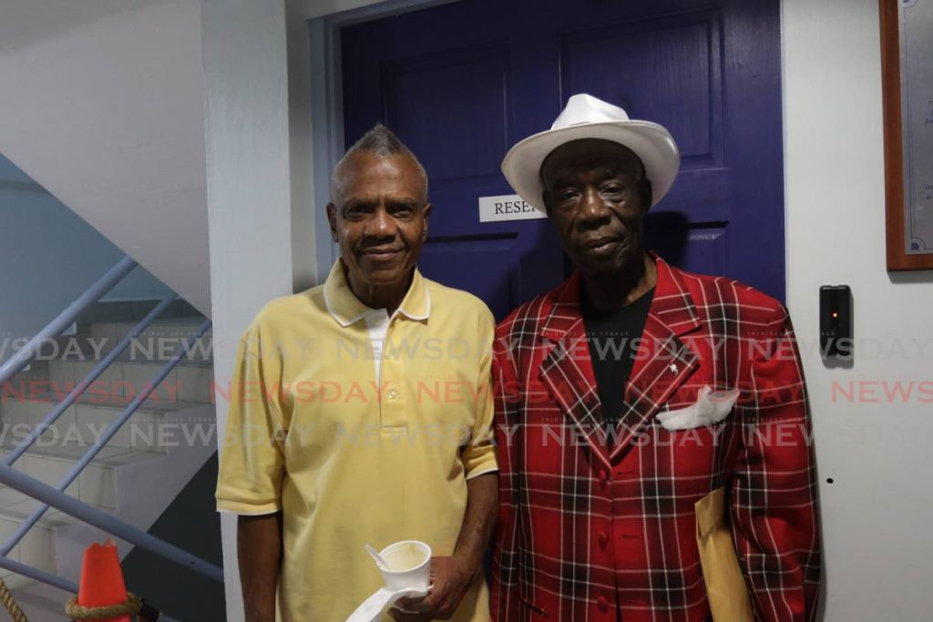 In this February 24, 2017 file photo, Vincentian calypsonian Alston