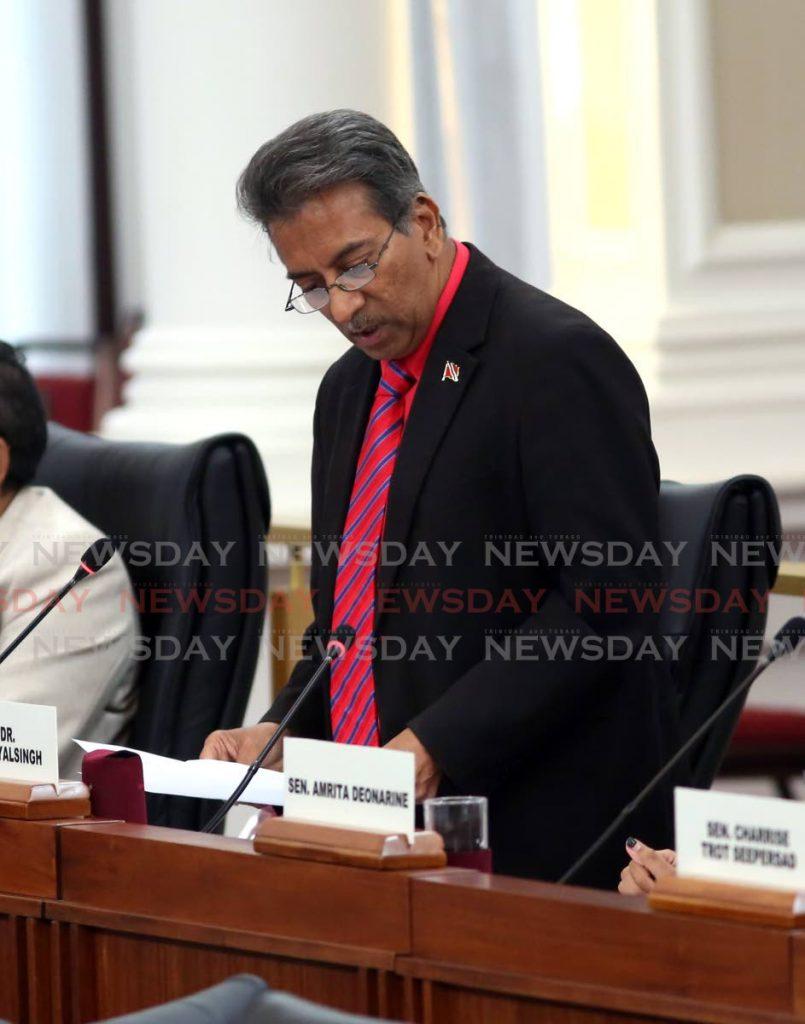 Dr. Varma Deyalsingh -