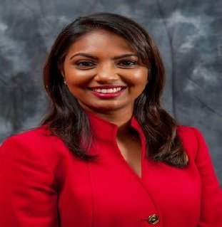 New Mutual Fund Association chairman and president Aleema Mohammed of Bourse Securities Ltd.  -
