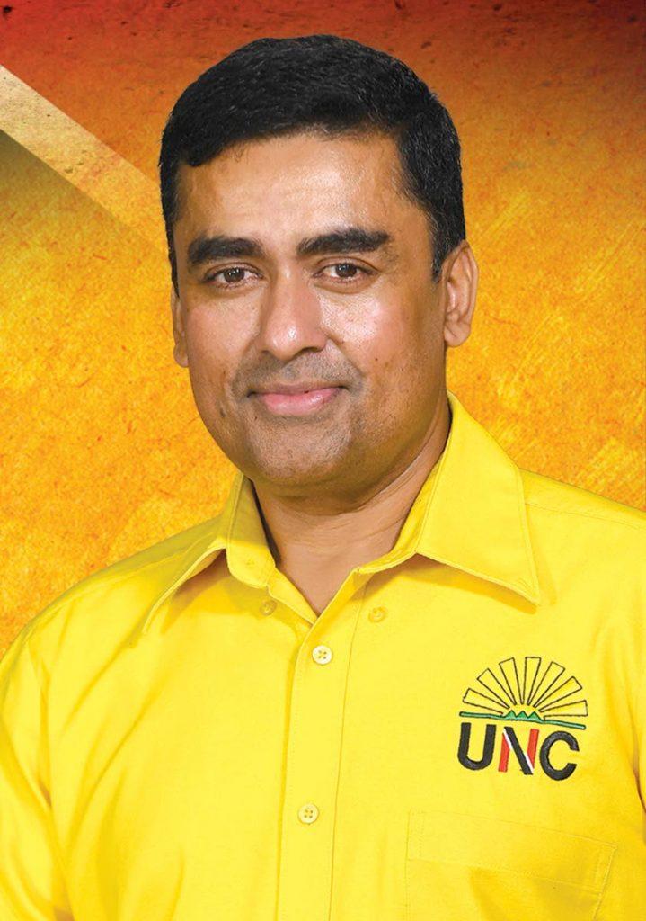 Davendranath Tancoo photo courtesy UNC