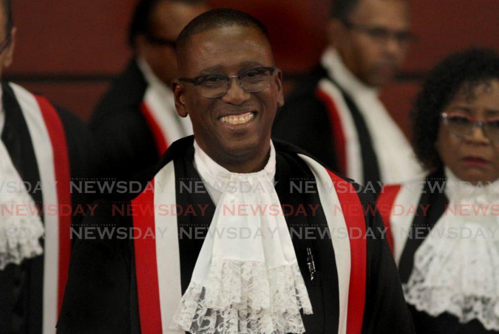 Chief Justice Ivor Archie - Ayanna Kingsale