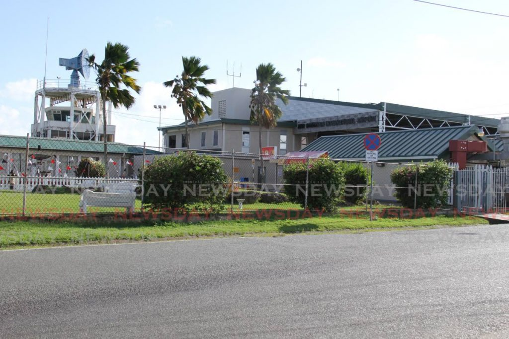 ANR Robinson International Airport, Crown Point, Tobago . PHOTO BY AYANNA KINSALE  -