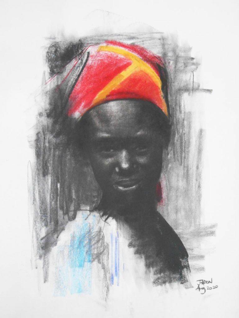 Jadon Matthews art -