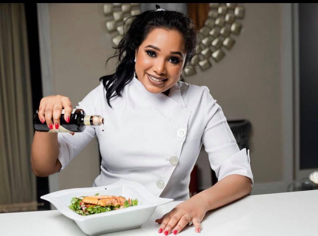 Chef Natasha De Bourg