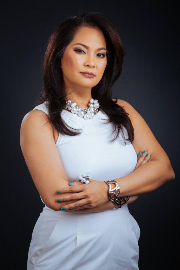 Roxanne Pantin, CAEP interim president. PHOTOS COURTESY CAEP -