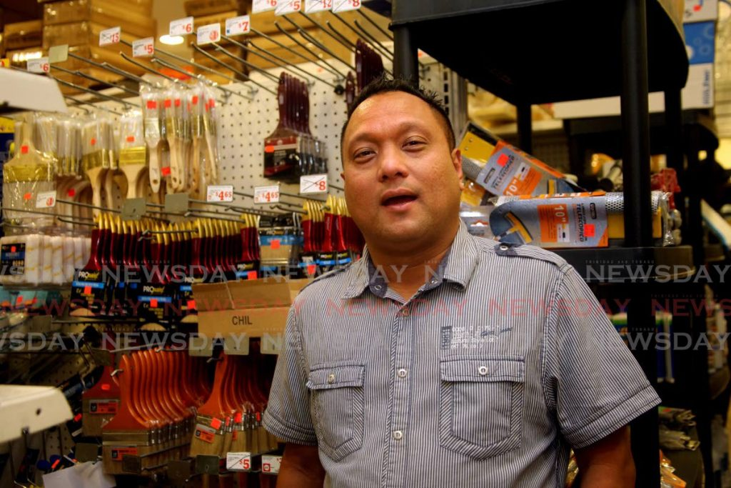 Johnny Quan says he's been able to survive covid19 restrictions because of his diversified business streams.  PHOTO BY SUREASH CHOLAI - SUREASH CHOLAI