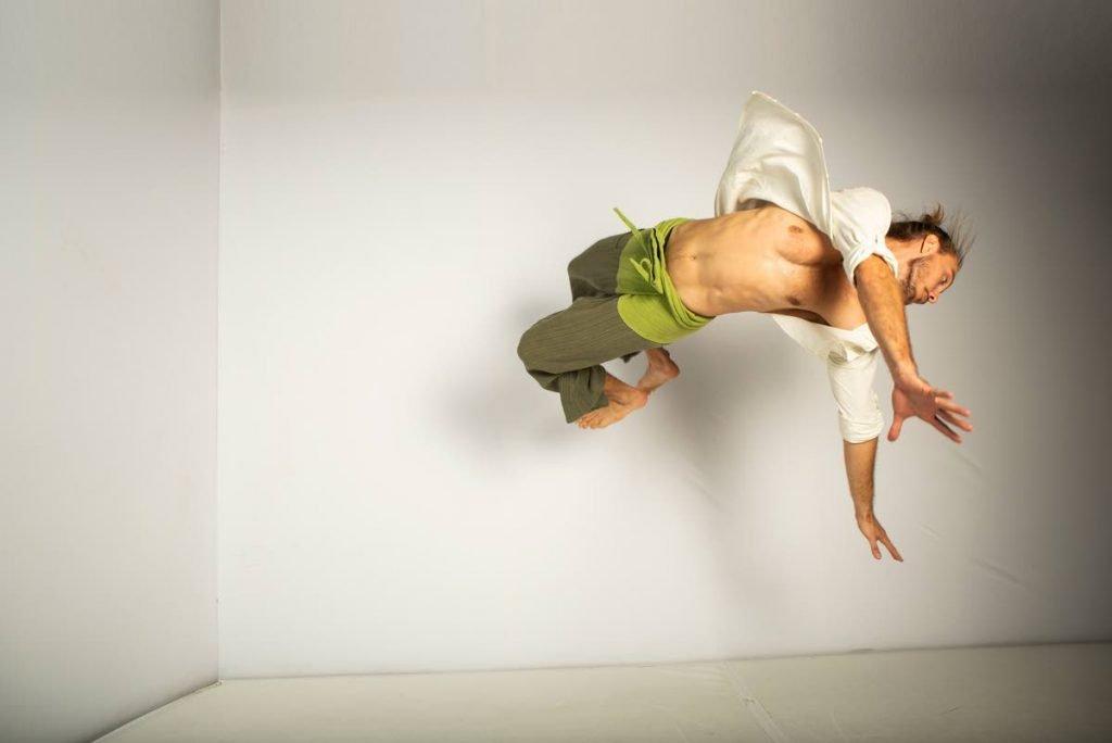 Aigars Larionovs of Latvia PhotoS courtesy COCO DANCE FESTIVAL -