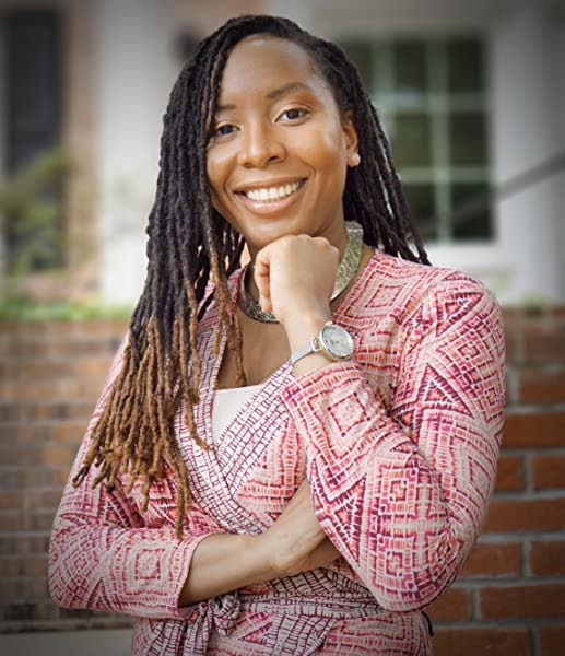 Dr Malika Grayson is the second black woman to earn a doctorate in mechanical engineering at Cornell University. -