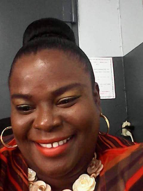 """HEART ATTACK: Natasha """"Nysha"""" Sylverton who collapsed at home after suffering a heart attack. -"""