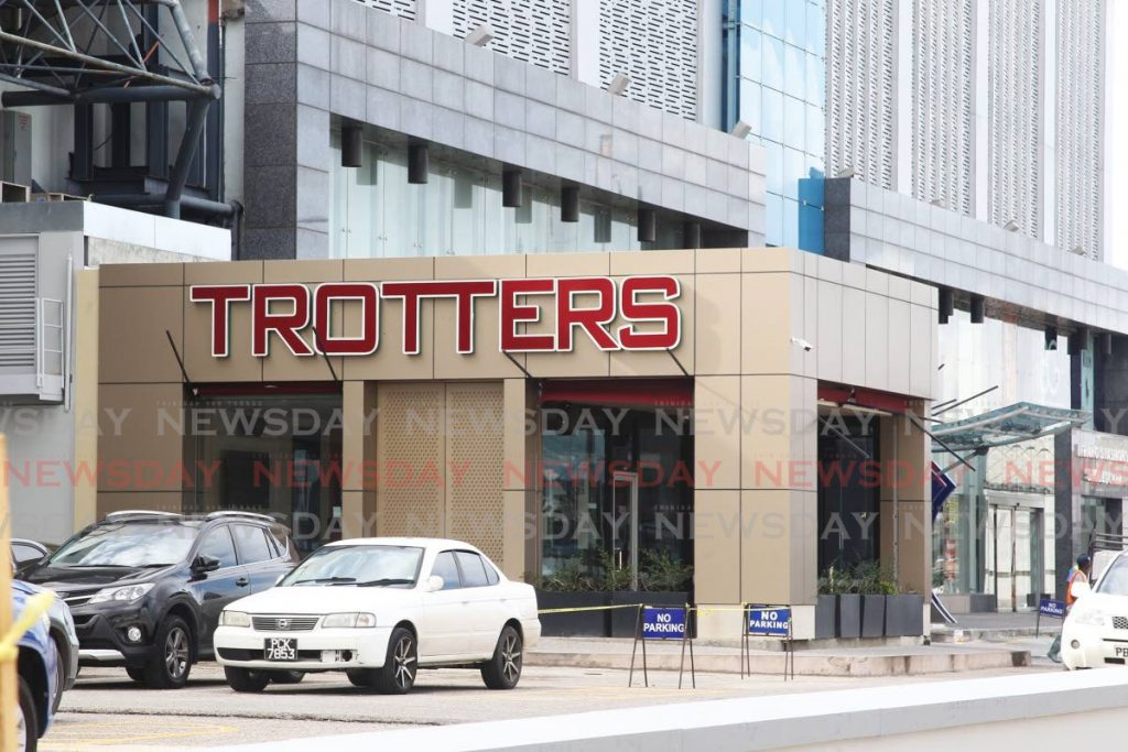 The management of Trotters suspends operations at Gulf City restaurant  - Lincoln Holder