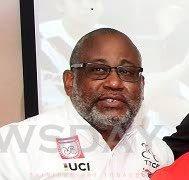 TT Cycling Federation president Joseph Roberts. -