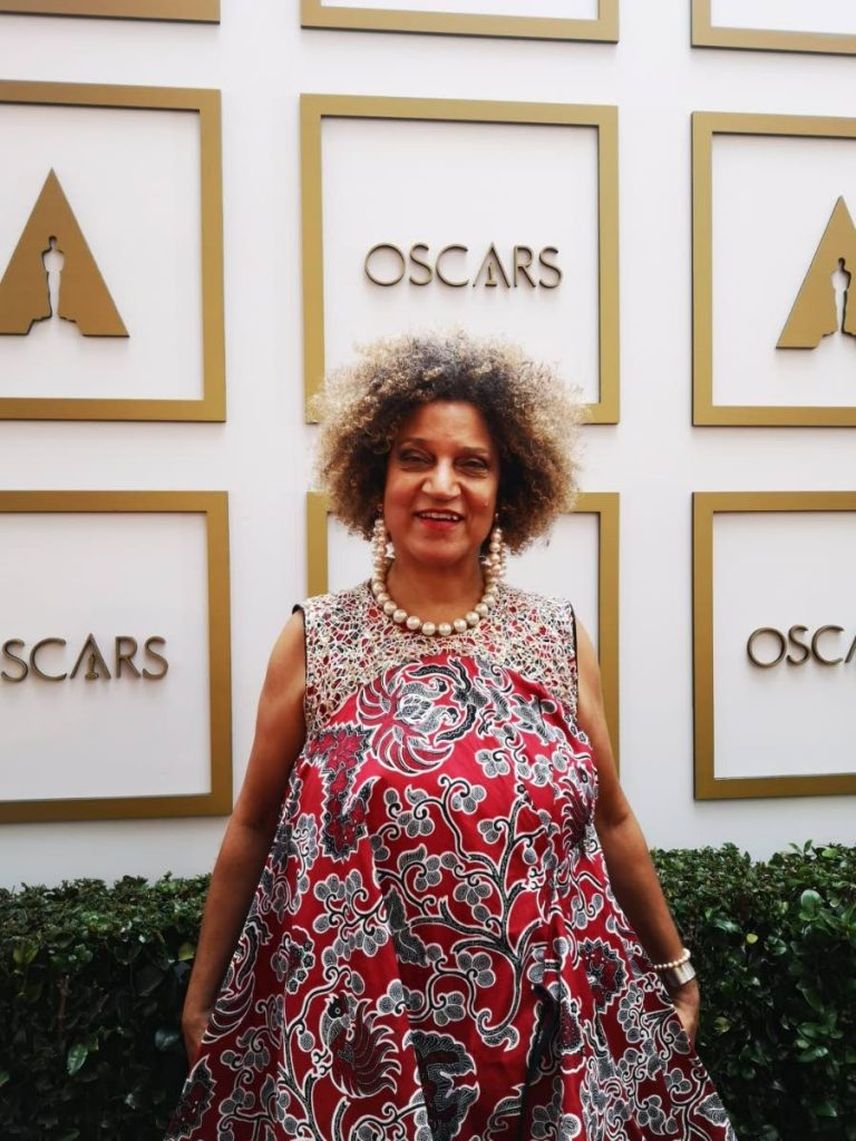 Frances-Anne Solomon at the 92nd Academy Awards Ceremony -