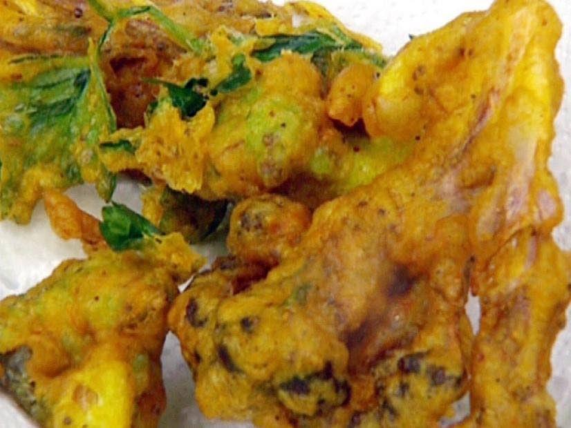 Batter-fried cauliflower - Photo courtesy Jamie Oliver