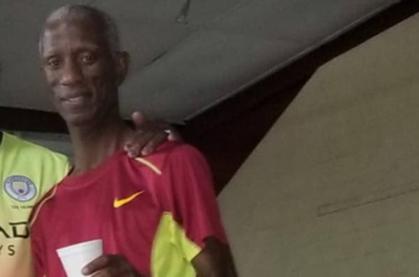 Former East Mucurapo football team manager Brinsley Hutson. PHOTO COURTESY SSFL -