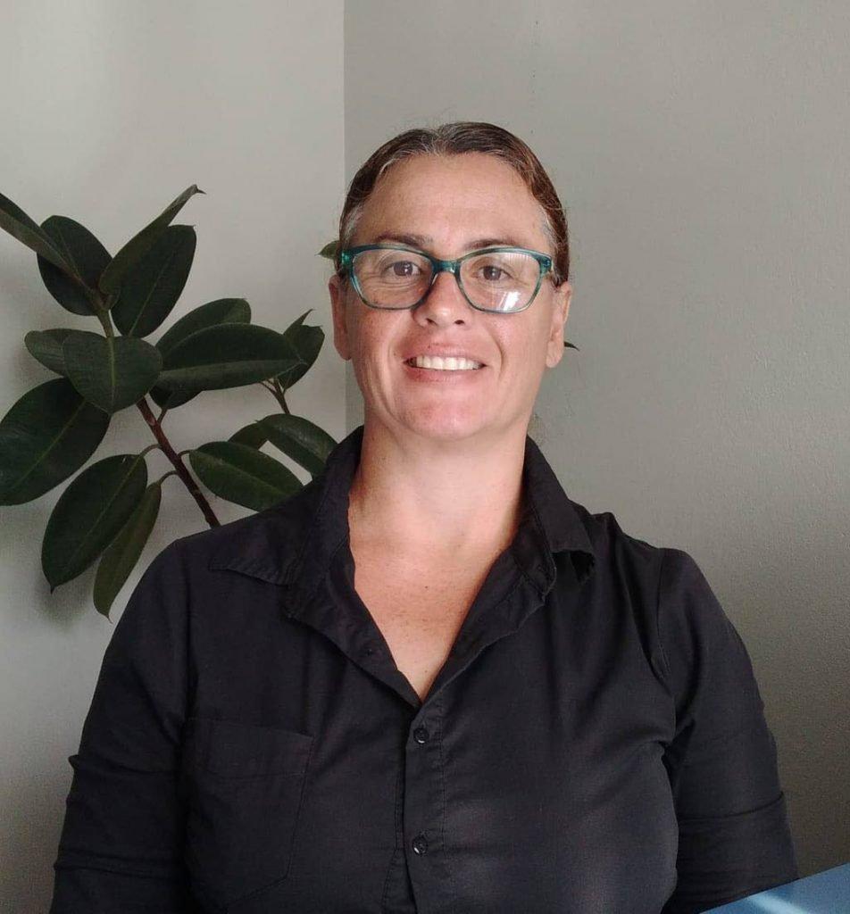 TT Triathlon Federation executive member Karen Araujo -