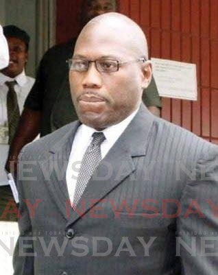 Director of Public Prosecutions Roger Gaspard, SC, - Newsday File Photo