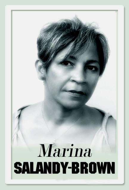 Marina Salandy-Brown -