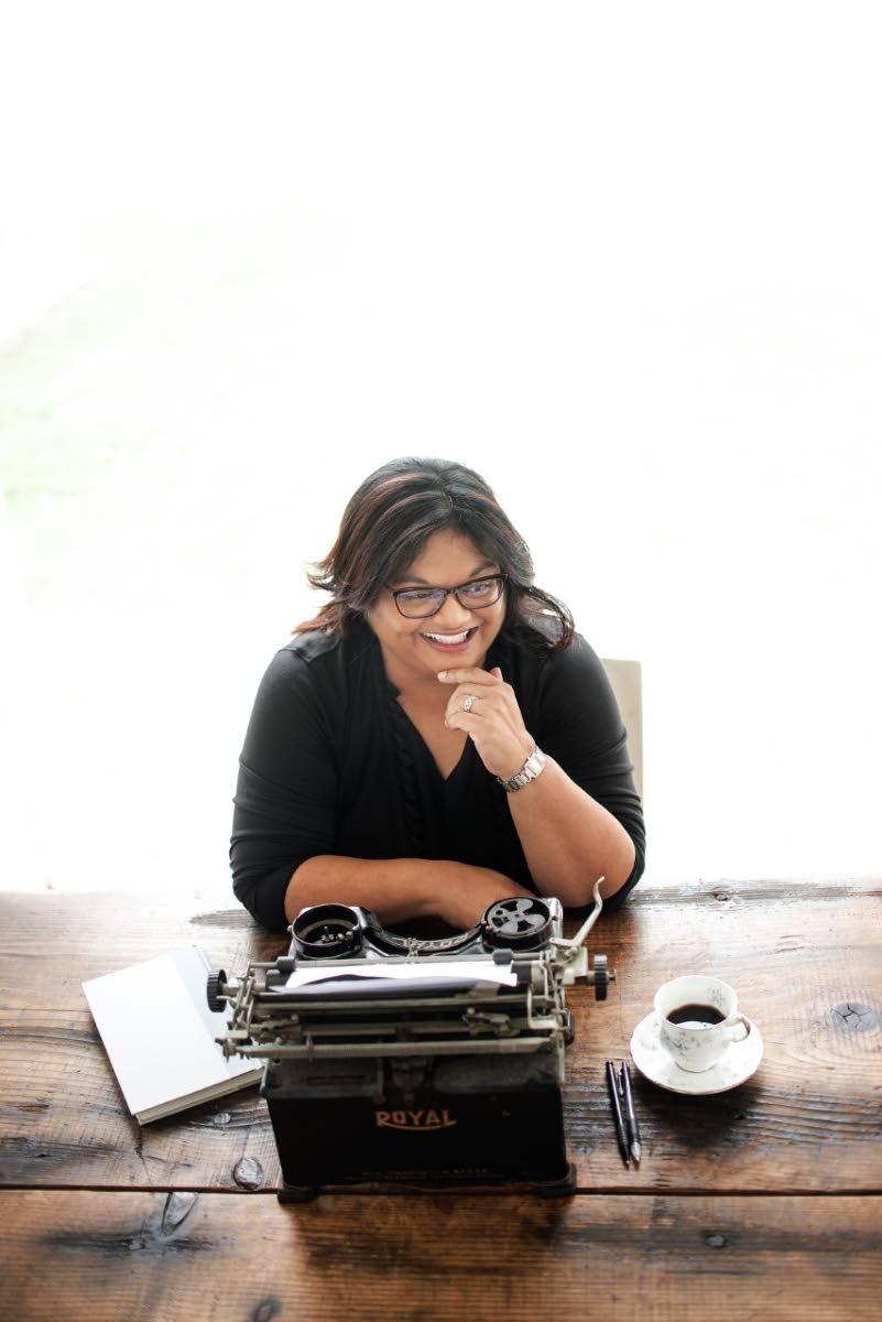 Novelist Ingrid Persaud in running for UK book prize