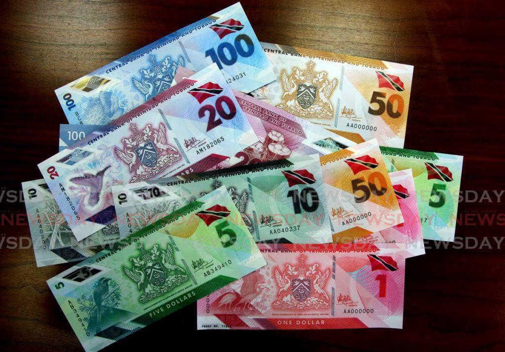 TT currency - SUREASH CHOLAI