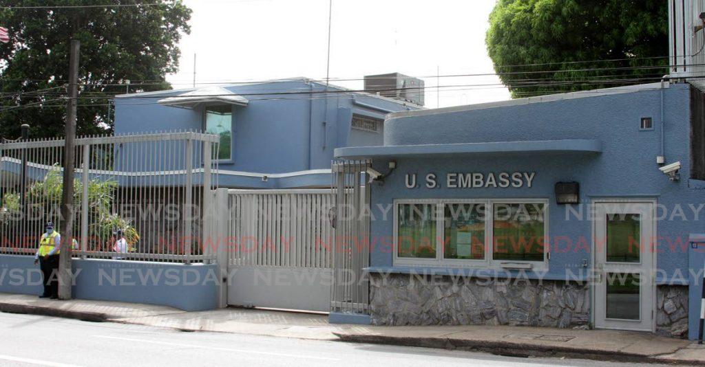U.S Embassy, Queen's Park West, Port of Spain - Angelo Marcelle