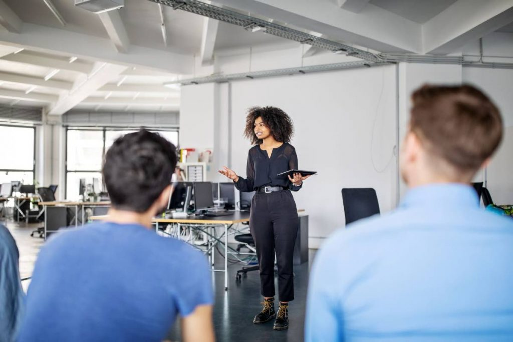 Organisations that have developed and implemented cross-training strategies are more adaptable and their employees can function across the business allowing the organisation to be better able to adapt during times of crisis. Photo taken from entrepreneur.com -