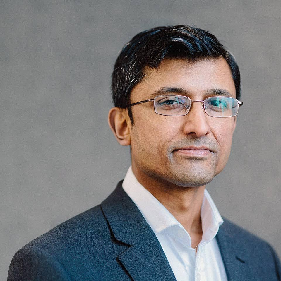 Narayanan Vaidyanathan, ACCA's head of business futures. Photo courtesy ACCA -