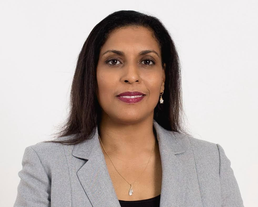 TT Chess Association president Sonja Johnson. -