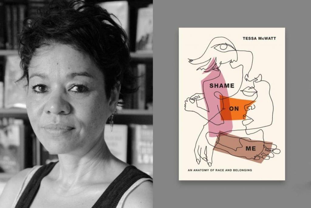 Canadian-Guyanese writer Tessa McWatt, author of Shame on Me. -