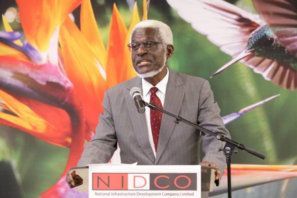 Nidco chairman Herbert George.  PHOTO COURTESY THA -