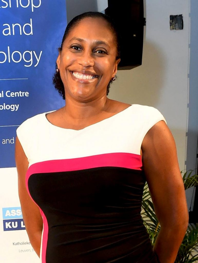 PROFESSOR of molecular genetics and virology at the University of the West Indies (UWI) Faculty of Medical Sciences Dr Christine Carrington. -