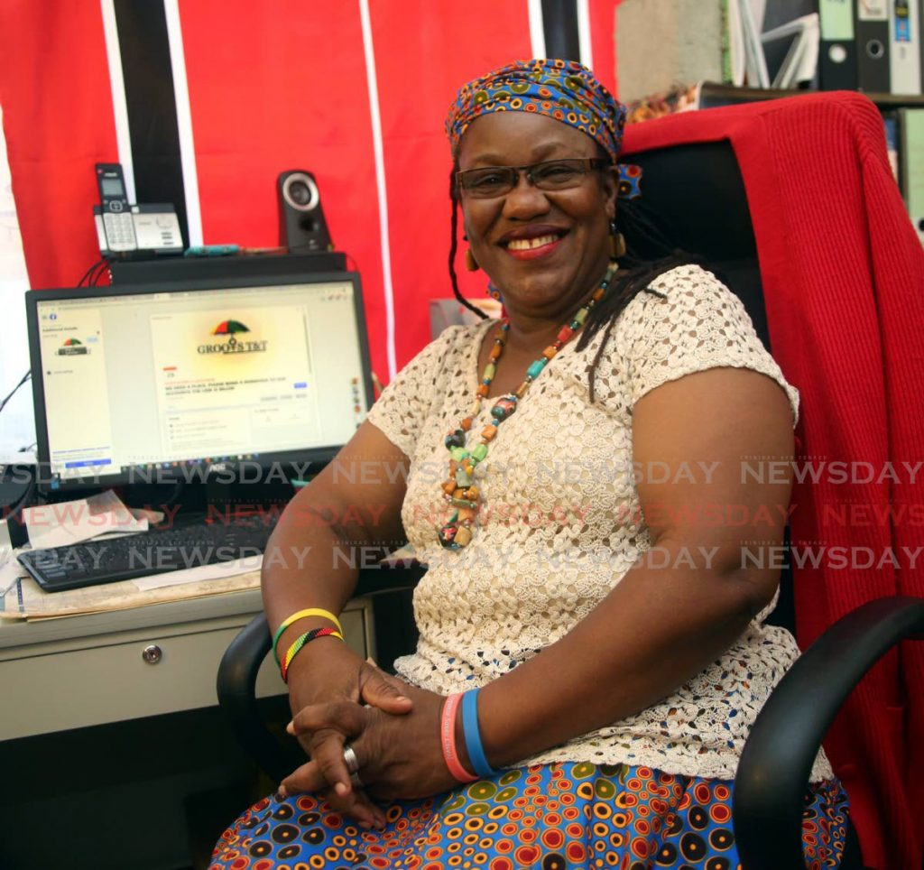 Groots TT, founded by Delores Robinson, provides face-to-face and online counselling and runs a drop-in centre as well as transition and emergency housing for vulnerable populations. It also provides food hampers and sensitisation around domestic violence through workshops. - Sureash Cholai