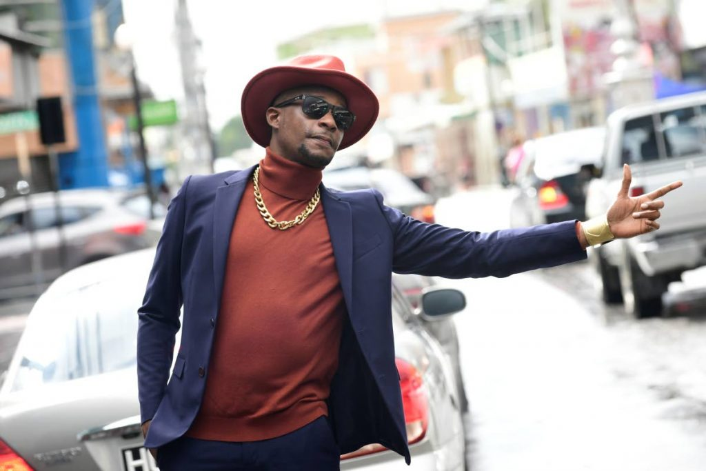Olatunji Yearwood promises to give soca lovers riddim with his first 2021 release Riddim We Want. -