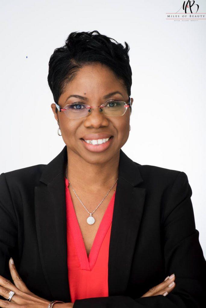Children's Authority director Nichola Harvey-Mitchell -  NATALIE MILES