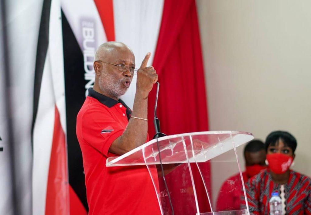 PNM Tobago Council chairman Stanford Callender.- COURTESY PNM TOBAGO COUNCIL