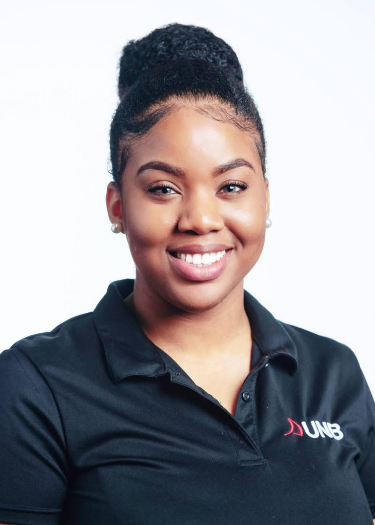TT-born Kyra Arthur, a student at the University of New Brunswick, Fredericton, Canada, was praised by the university's Career Development and Employment Centre for her effectiveness in enhancing its communications strategies so more students could benefit from its employment services.   -