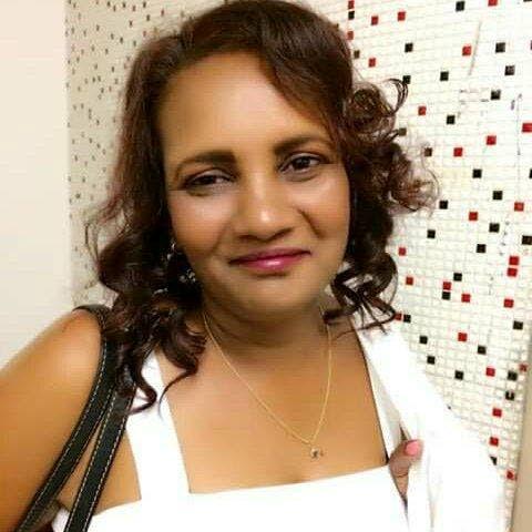 KILLED BY DOG: Gaytrie Chanderpaul. -