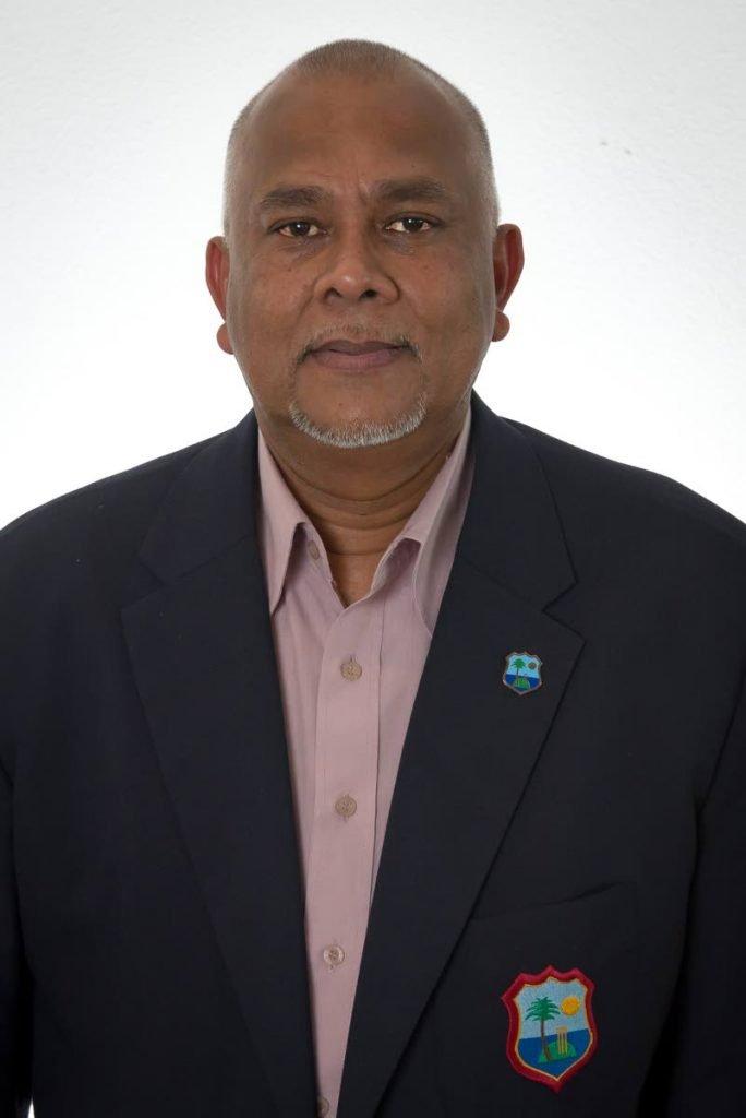 TTCB president Azim Bassarath -